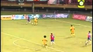 Guyana 0-4 Costa Rica (Fecha 2, Eliminatorias CONCACAF - Ronda 3)