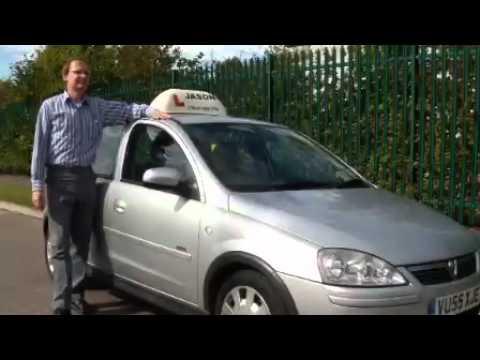 Driving School Redhill - Jason Driving Tuition