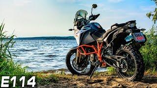 Zakochana Para, Jacek i... Jacek?!  | Maszyna u LucZyna #9 | KTM 1090 Adventure R