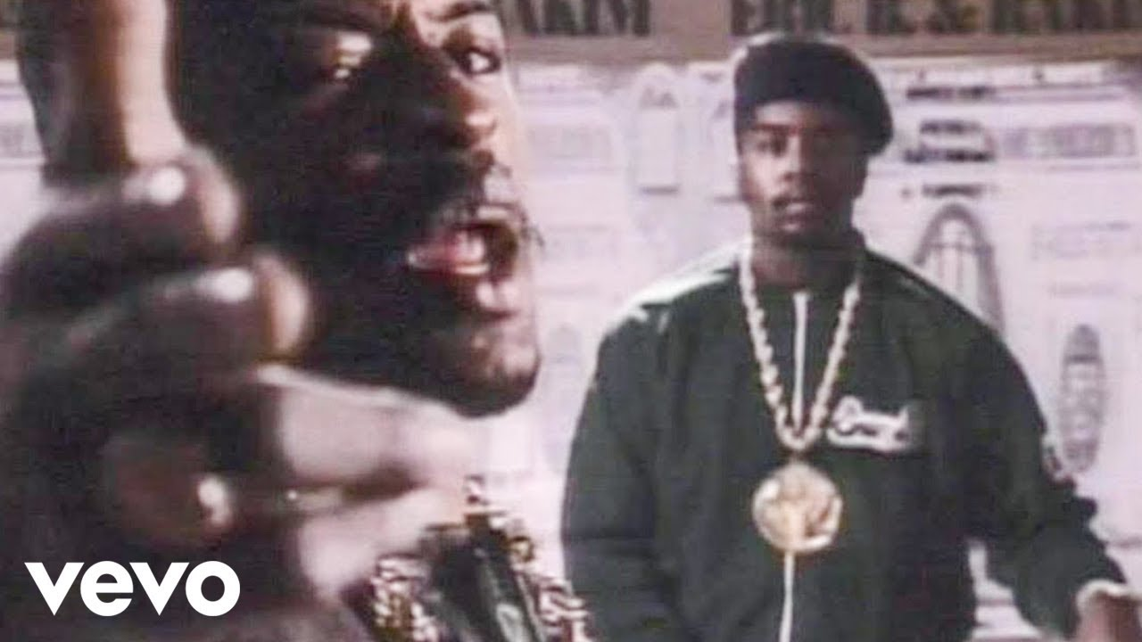 Eric B. & Rakim - Paid In Full (Official Video)
