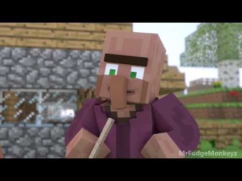 your nose is so big minecraft animation youtube