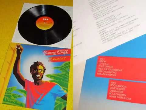 Jimmy Cliff   Special