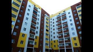 Электромонтаж после штукатурных работ двухкомнатной квартиры в новострое Харьков 602 мр-н.