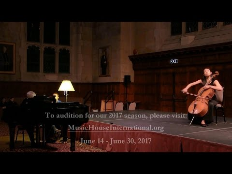 Music House International - Concerto Competitions Finalists