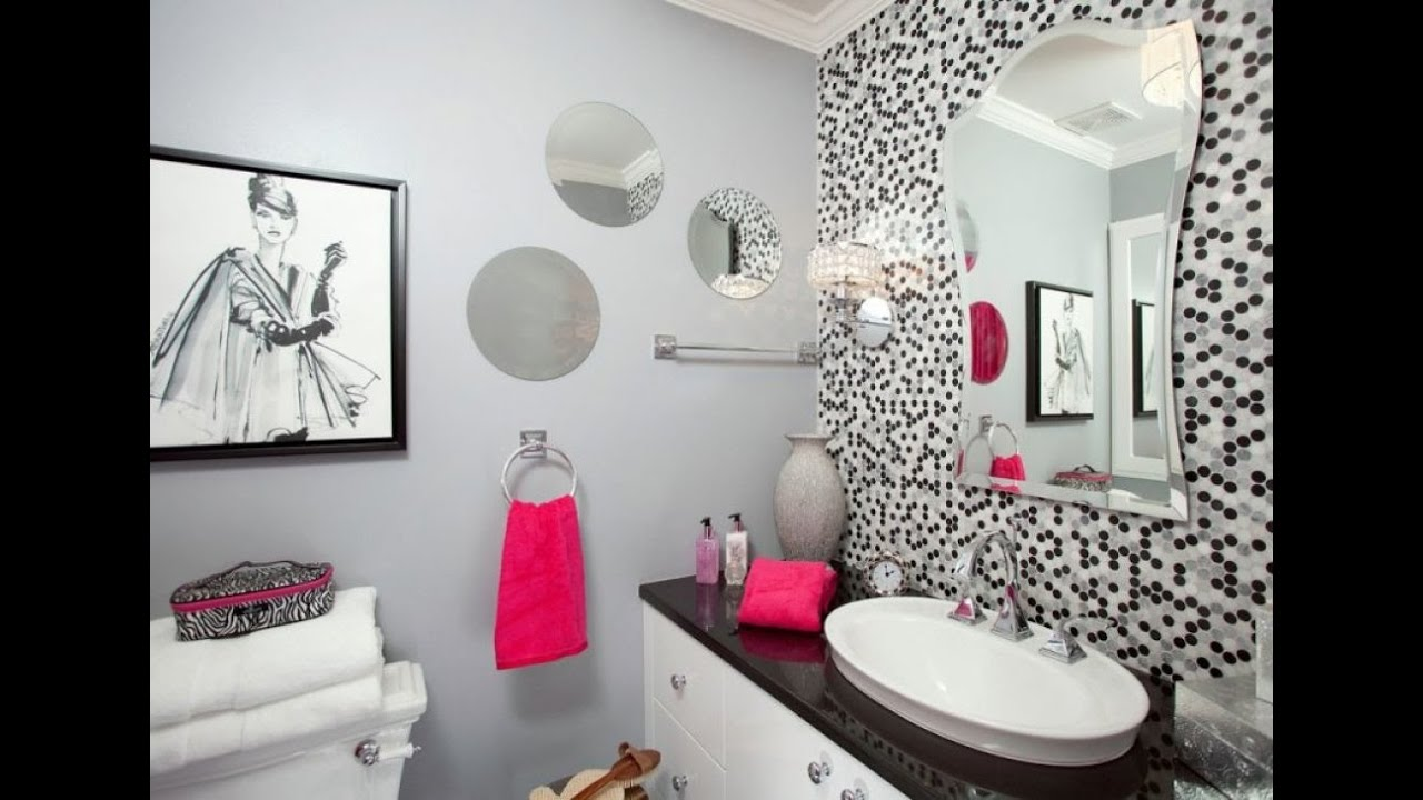 18 bathroom wall decor ideas - youtube