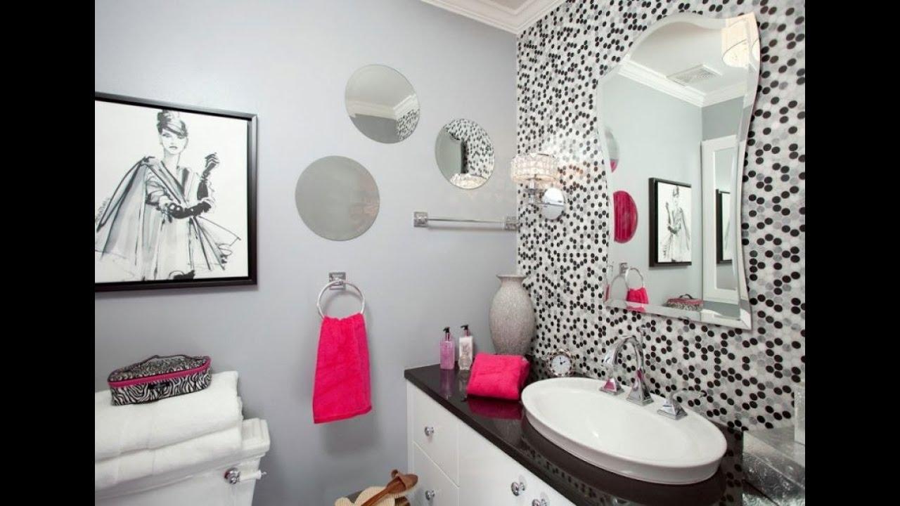 18 Bathroom Wall Decor Ideas Youtube