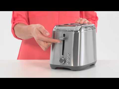 Black + Decker Rapid Toast 2-Slice Toaster
