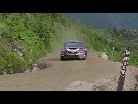 Travis Pastrana's Record Run At The 2017 Subaru Mt. Washington Hillclimb July 9, 2017