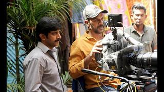 Tamil Hero Jayam Ravi and hot Nayanthara at Thani Oruvan Movie Shooting Spot Video