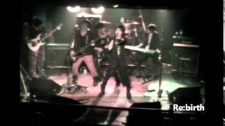 Spider Lily 2nd LIVE映像「Acid Black Cherry Cover」