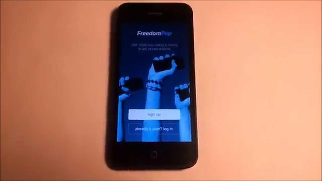Freedompop Iphone
