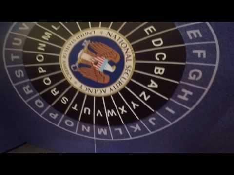 National Cryptologic Museum  (Part 1)