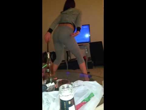 twerking caught on camera