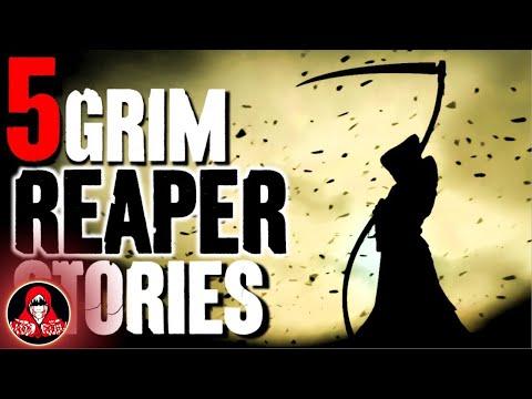 5 REAL Grim Reaper Sightings