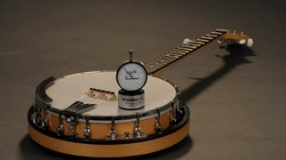 DrumDial Drum Tuning Part 7 (Banjo Head Tuning) Advanced tuning Techniques