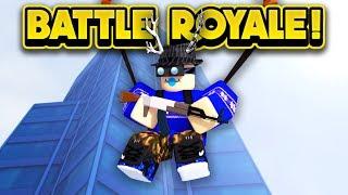 NEW JAILBREAK BATTLE ROYALE MODE! (ROBLOX Jailbreak)