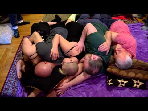 Inside the world of the 'Cuddle Party'