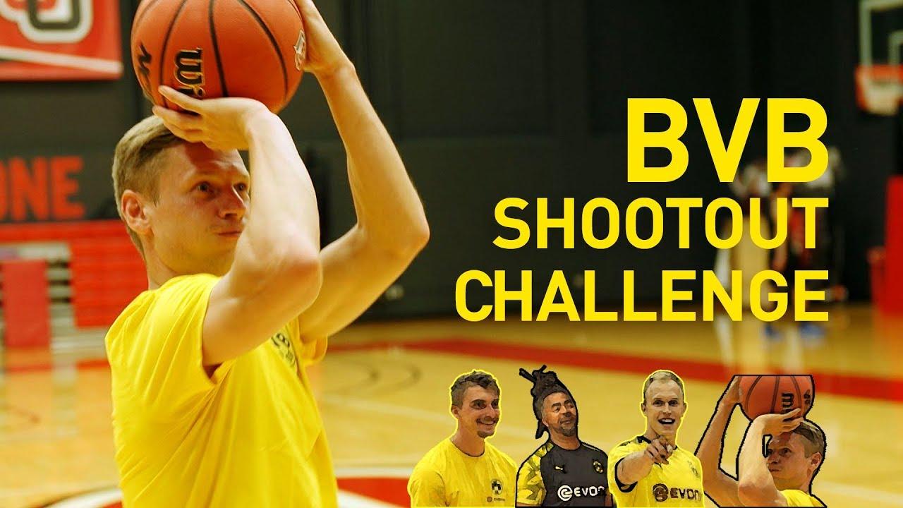 Piszczek, Owo, Maxi Philipp & Luke Sikma | Die BVB-Shootout-Challenge