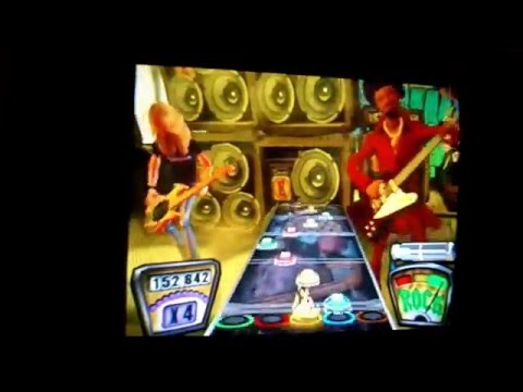 Guitar Hero Extreme Vol 2 - YYZ 5 Star High Score By Rifalarab