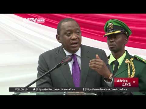 Presidents of Kenya, Botswana meet to boost economic ties