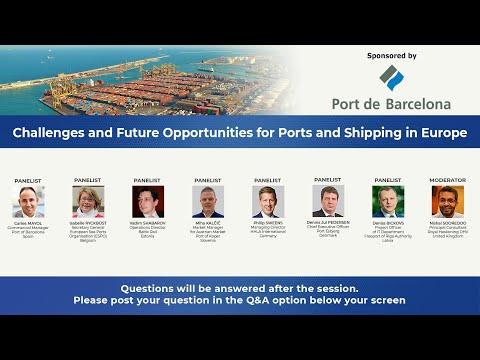02 - Isabelle Ryckbost, Secretary General, European Sea Ports, Organisation (ESPO), Belgium