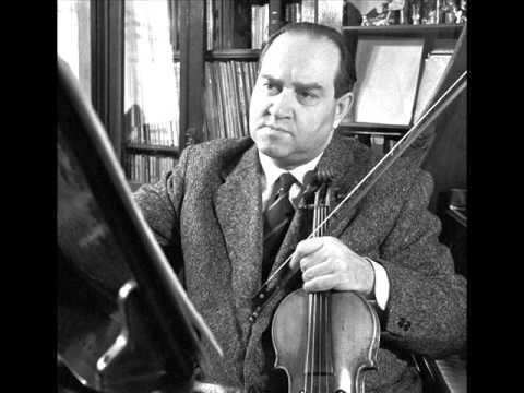 David Oistrakh Plays Valze-scherzo, Op.34