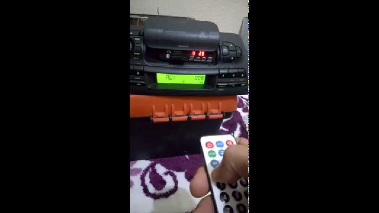 marea brava oto kaset çaları usb dönüştürme taplet ve telefon