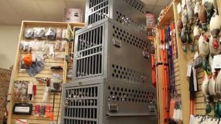 """Zinger Aluminium """"deluxe"""" Crate"""