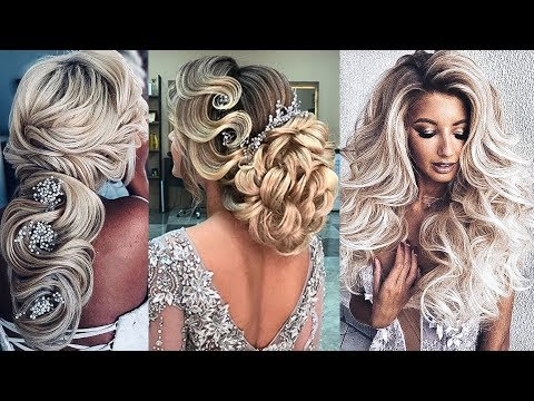 Amazing Bridal Hairstyles Tutorial | Top 10 Amazing Hair Transformations Compilation 2018 BeSt HaIR