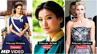 Princesses Of The World | Full Story of Different Princesses