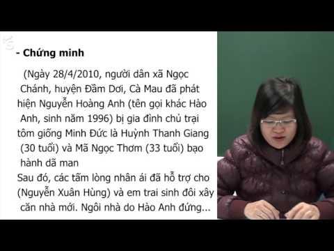 """Nghị luận xã hội """"Cậu bé và chú bướm non"""" - Cô Phạm Thị Thu Phương"""