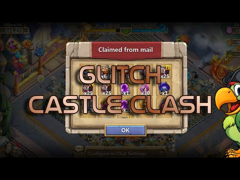 Castle Clash IGG - HUGE GLITCH - 26.4.20
