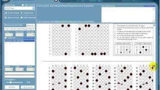 eomr software omr answer sheet checker full tutorial