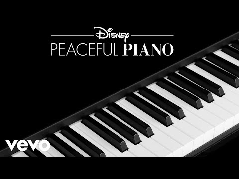 Disney Peaceful Piano - Let It Go  Only
