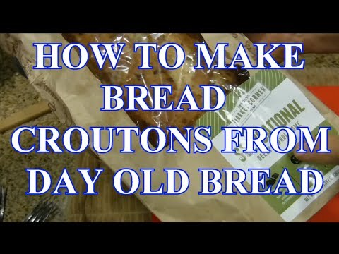 how-to-make-bread-croutons-from-day-old-bread---#iamacreator