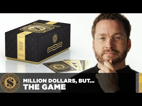 Million Dollars, But... The Game Announcement | Rooster Teeth