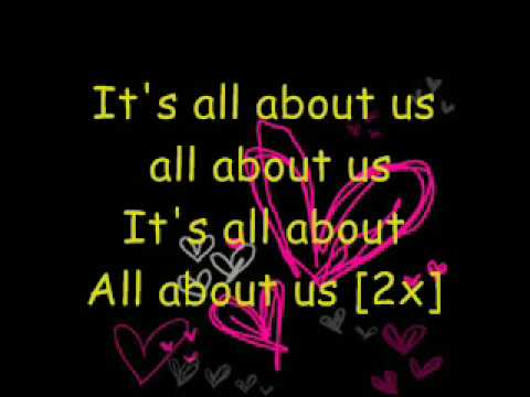 The Veronicas - all about us with lyrics