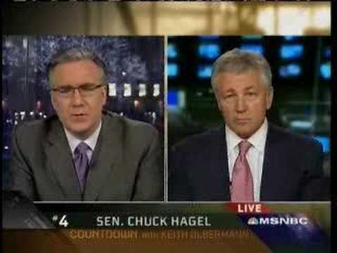 Countdown: Interview with Chuck Hagel