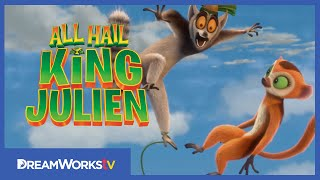 Sky Diving Lemurs | ALL HAIL KING JULIEN