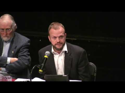 University of Ottawa Debate on the Green Party of Canada's BDS Policy - Part 1