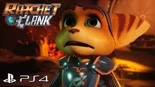 Ratchet & Clank (PS4) - Demo Gameplay @ 1440p HD ✔