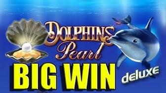 BIG WIN 3 euro bet  - Dolphins Pearl HUGE WIN online casino