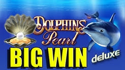 BIG WIN 3 euro bet  - Dolphins Pearl HUGE WIN online casino