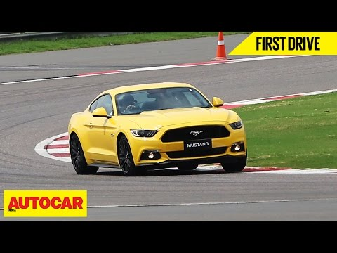 Ford Mustang GT | First Drive | Autocar India
