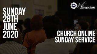 Sunday Service   Church Online - Sunday 28 June 2020