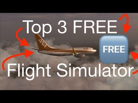 TOP 3 BEST FREE Flight Simulators