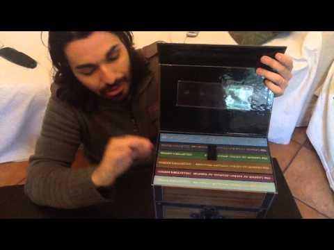 Zelda Guide Box Set Unboxing