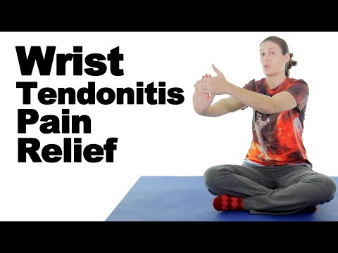 Wrist Tendonitis Treatment for Pain Relief – Ask Doctor Jo