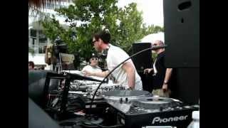 WMC 2009 DJ AM @Fountainebleau Hotel