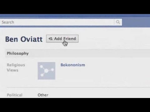 How To Use Facebook: Friend Requests & Friend Finder